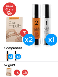 Profade pack x2 (1 Cream + 2 Gel)
