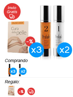 Profade pack (2 Cream + 3 Gel)