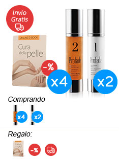 Profade pack(2 Cream + 4 Gel)